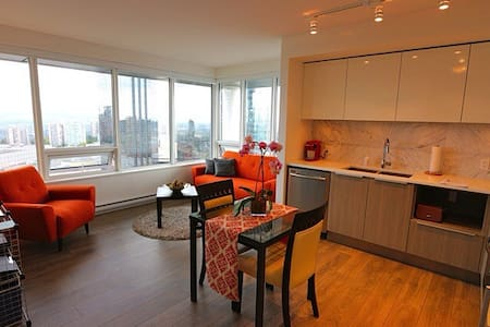 Metrotown - Brand New 2 bed 2 bath - Burnaby - Wohnung