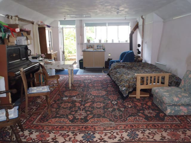 Rural holiday annex - Wiveliscombe - Chalet
