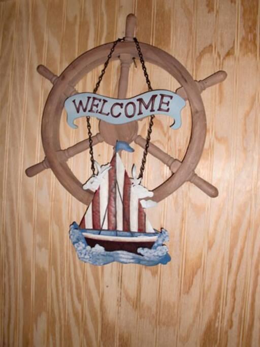Welcome ship.