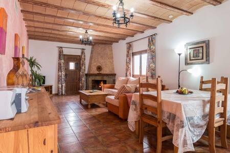 Ático Rural Madroño para 4 personas