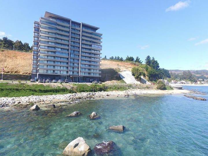 Penthouse Pingueral, Frente al Mar, Jacuzz.-