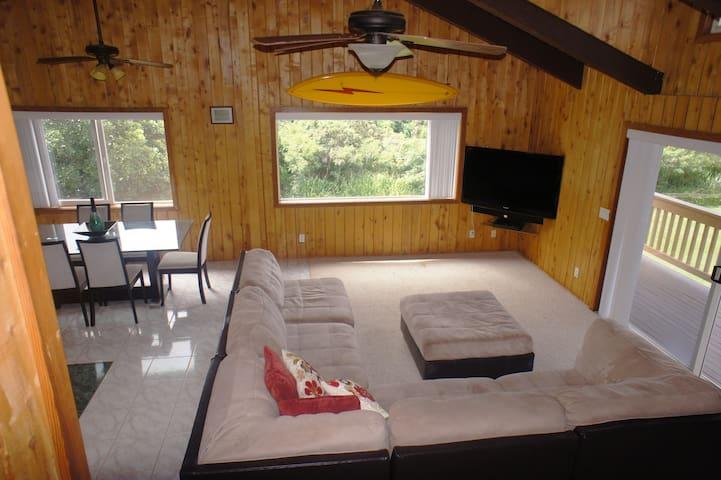 Sunset Beach Lodge Retreat