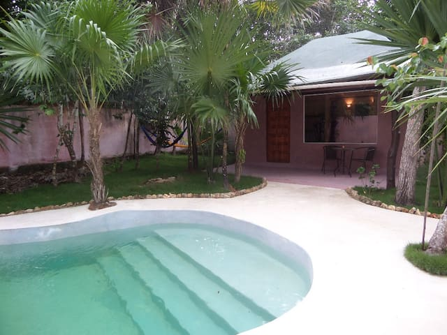 Cottage 2 and Spa Special Offer - puerto morelos