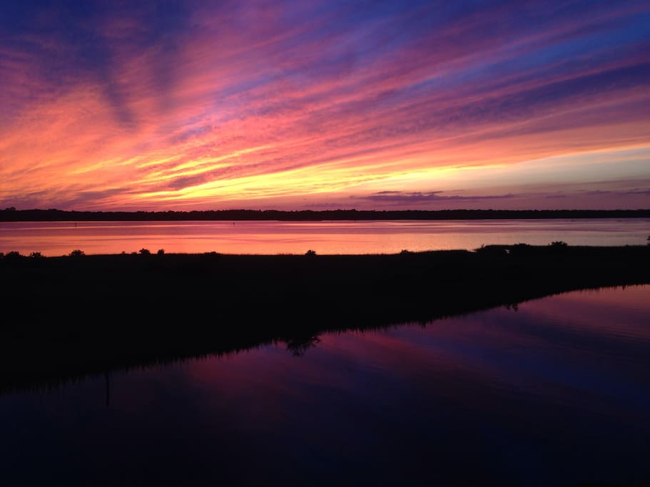 Sunset 10/08/14