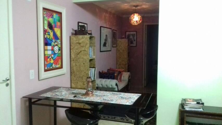 Apartamento para locação - São Paulo - Apartment