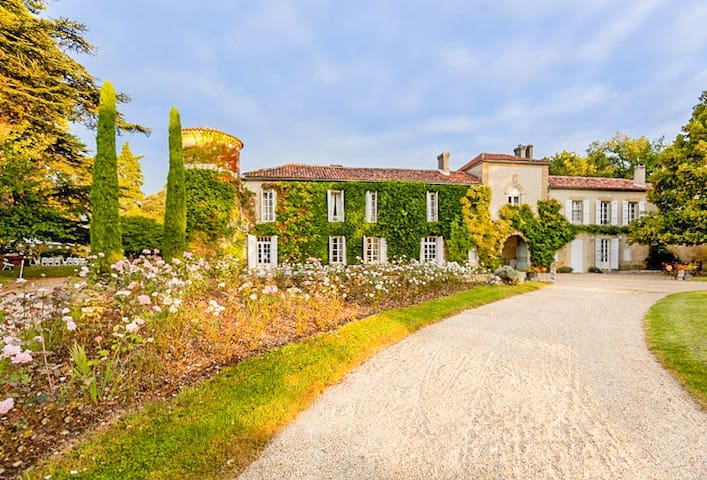 Chateau des Nuits Blanches
