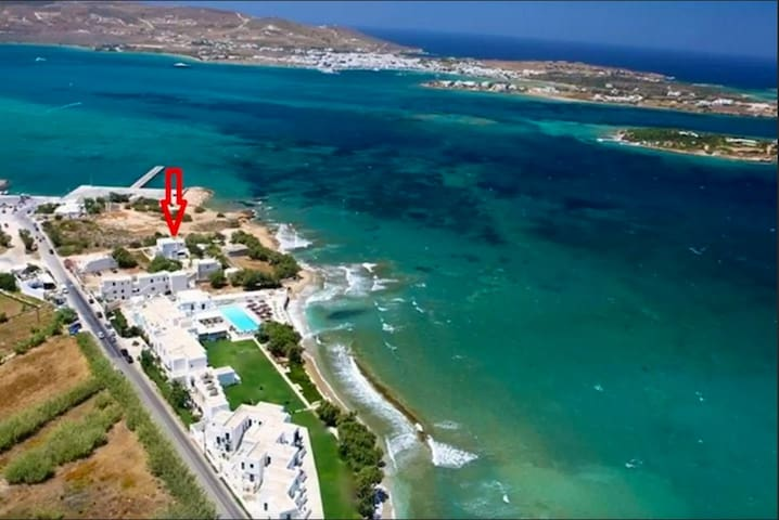 Kiter's paradise beach house - Paros - Apartment