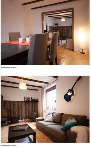 Zentrale Wohnung