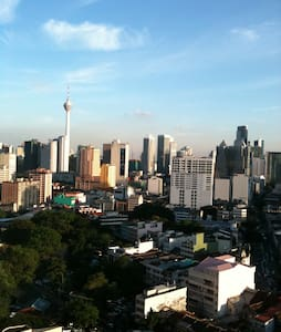 Kuala Lumpur: Live Like Local w Nice Host - 吉隆坡 - 公寓