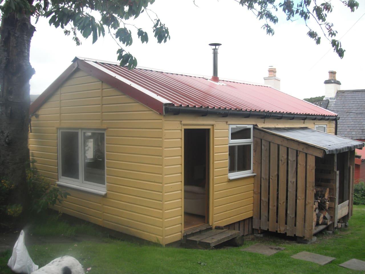 Rosebank Cabin