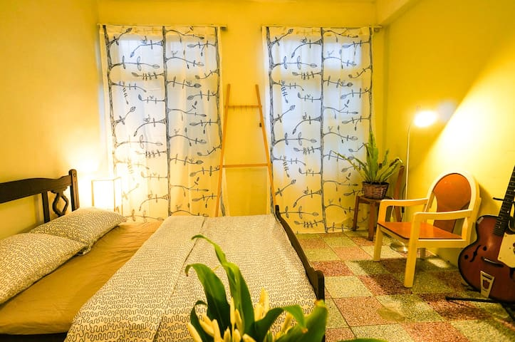 Wild and goodness Homestay(Lemon) - Hualien City - Huis