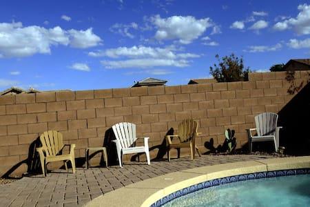 Dave and Jan's Desert Getaway - Maricopa - Haus