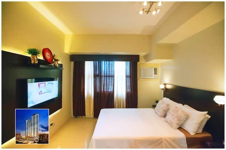 Myra's Bedsit 1 @ Horizons 101 Cebu City