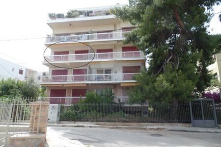 Aparment, excellent location,combining sea&culture - Vari - Appartement