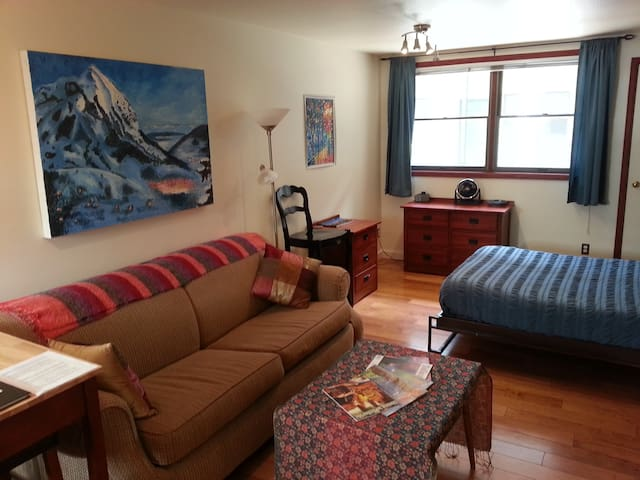 Studio Apartment 1 Block to Gondola - Telluride - Departamento