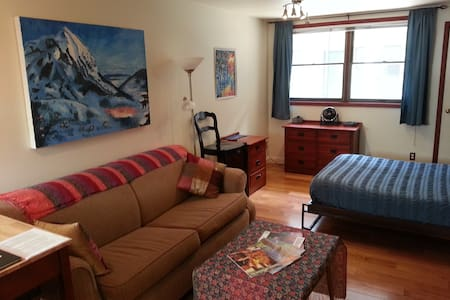 Studio Apartment 1 Block to Gondola - Telluride