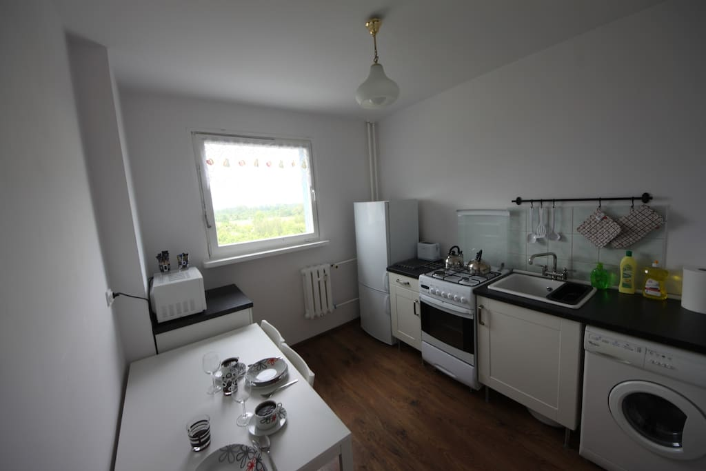 Mieszkanie Słoneczne  Apartamentos en alquiler en Gdansk, Voivodato de Pomer