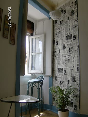 Little house 4you - Lissabon - Loft