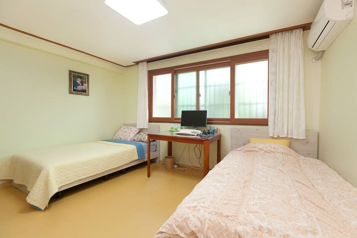 Warmhearted homestay like your home
