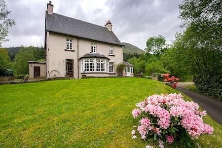 5 bedroom house in the Highlands - Crianlarich - House