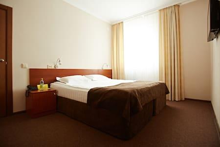 Номер Economy в отеле Smolinopark - Chelyabinsk - Bed & Breakfast