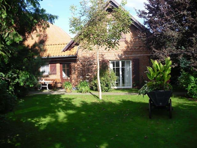 Ferienhaus Grüssow - Fünfseen - Casa