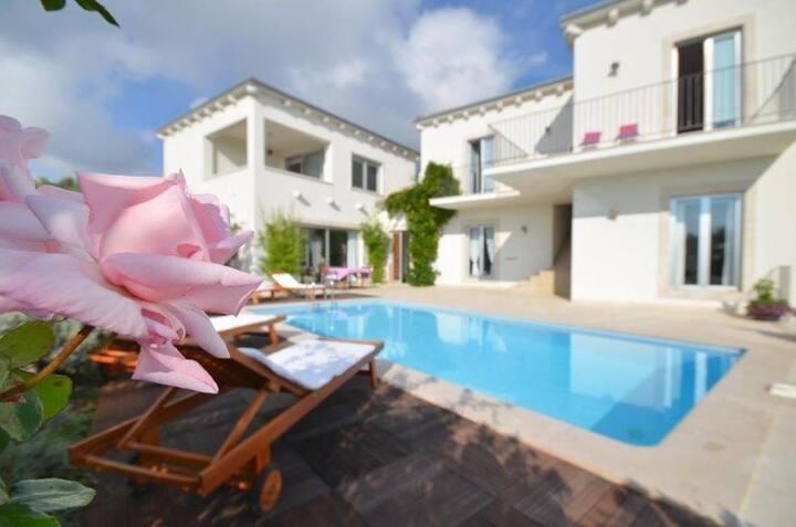 Villa Casa Blanca, ideal für Familien
