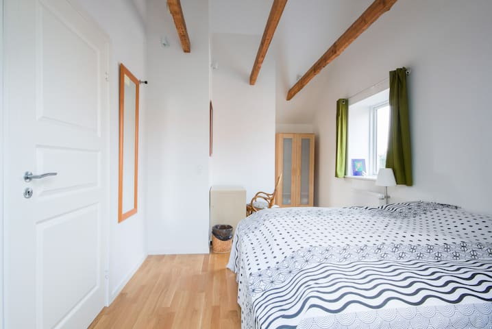 Great Ensuite Bedroom - Lyngby - Bed & Breakfast