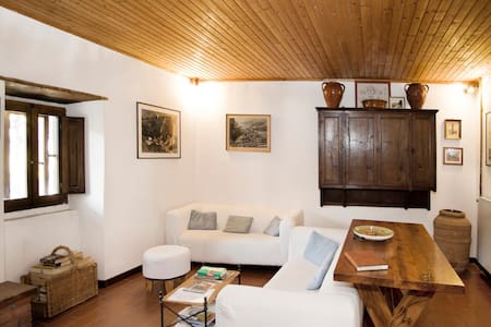 Rancaccio: vivere in Toscana - อาเรซโซ่ - บ้าน
