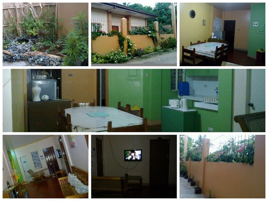 Can accommodate 16-20 persons. All rooms are fully airconditioned.