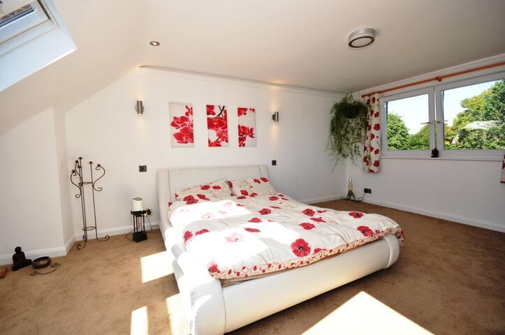 A lovely ensuite room Heathrow