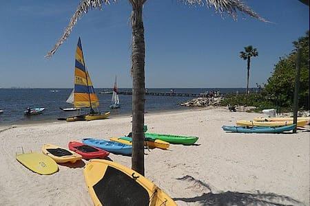 BahiaBeach Resort Studio Tampa, FL  - Ruskin