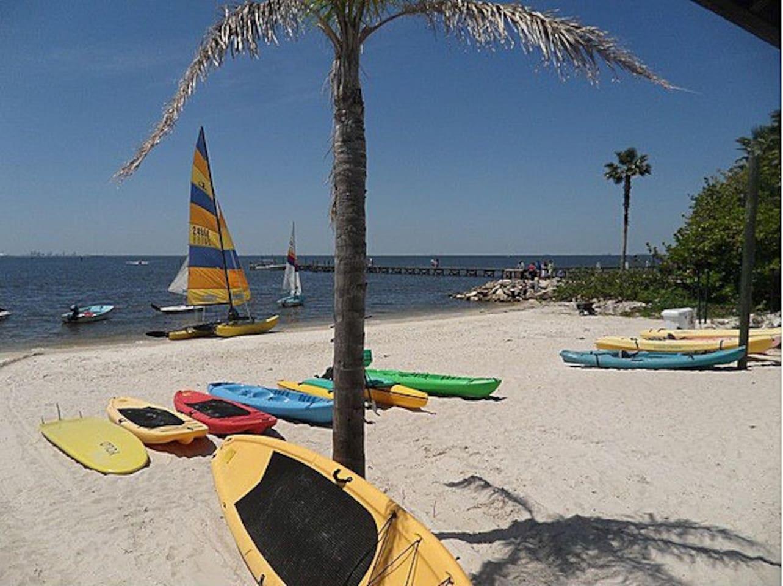 Kayaks & Jet Skis