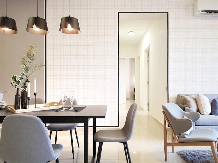 Cozy Condominium for Family