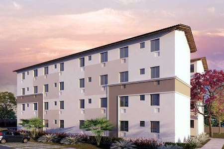 Apartamento - Com moveis planejados em toda casa - Macaé