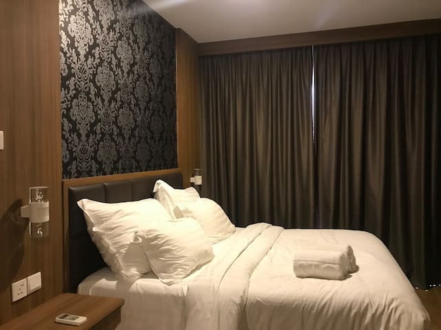 Aston apt- Near Nagoya, 1 BR for 4pax, Free Pickup