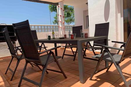 3 bedroom private apartment on golf resort