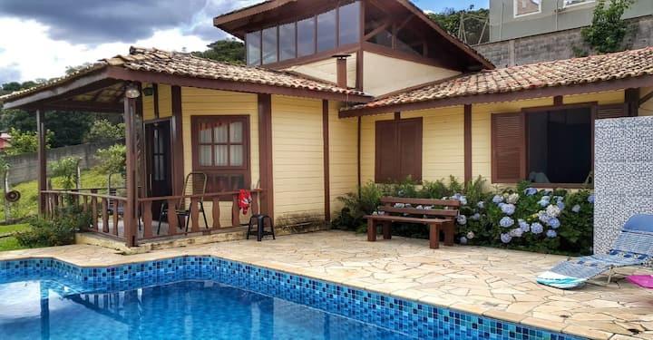 Casa aconchegante em lugar calmo e tranquilo 💥🙏