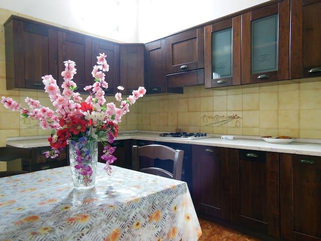 Casa vacanza con giardino a Vernole (Salento)