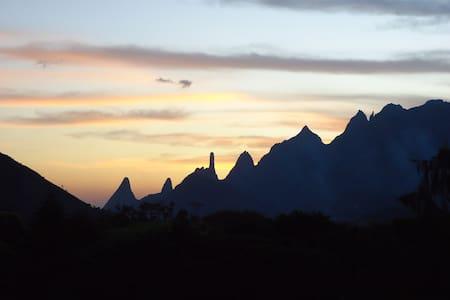(SI)Casa nas montanhas com vista espetacular