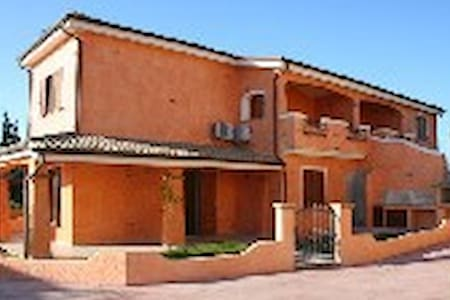 Porto Pino - Paradiso in Sardegna - Is Pillonis - Appartement