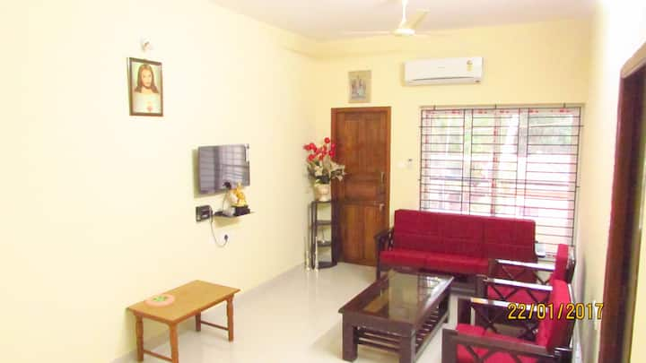 3BHK Apartment near Town Centre