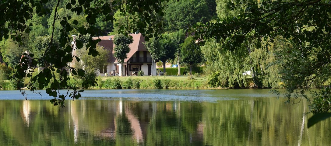 House of the pond