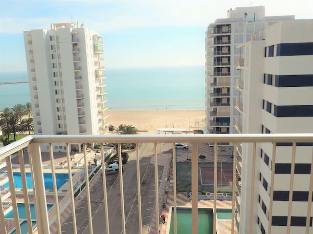 Apartamento junto al mar. - Cullera - Daire