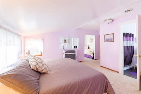 Davenport Inn Bed and Breakfast/Roosevelt Suite