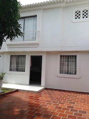 Habitación amoblada en conjunto cerrado - Valledupar - Dom