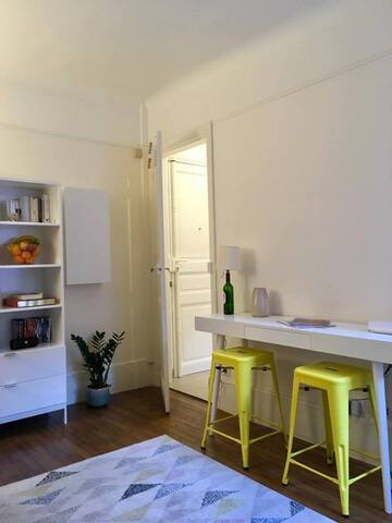 Lovely and quiet apartment in Belleville