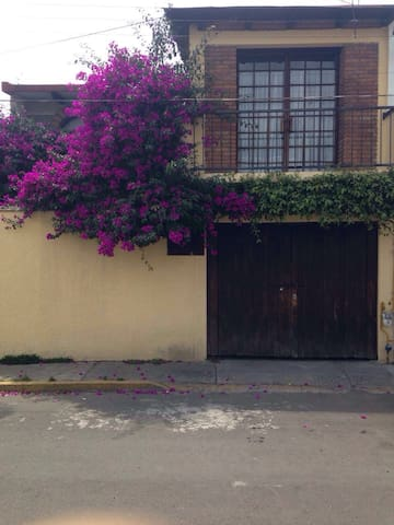 PRIVATE ROOMS/SAFE HOUSE/BEST LOCATION 2 - Metepec - Ev