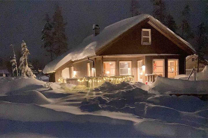 Vinterparadis på Turufjell