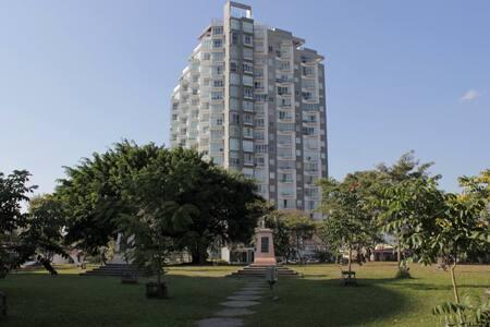 Fancy Modern Apartment Great View - San José